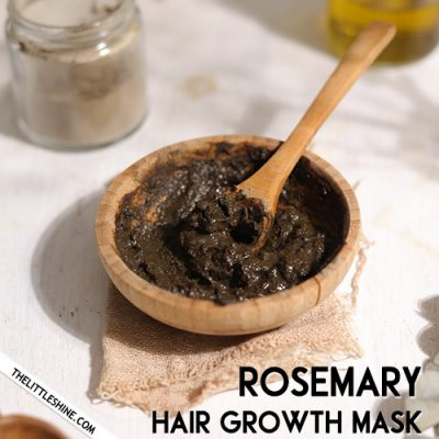 ROSEMARY HAIR MASK for extreme hair growth