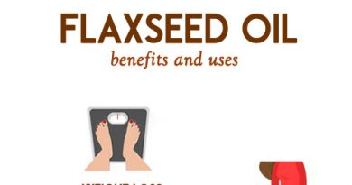 Benefits And Uses Of Flaxseed Oil