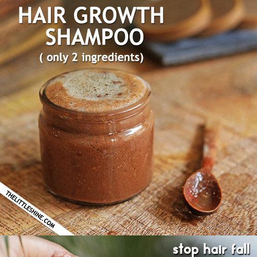 NATURAL HAIR GROWTH SHAMPOO