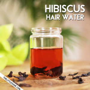 HIBISCUS HAIR WATER