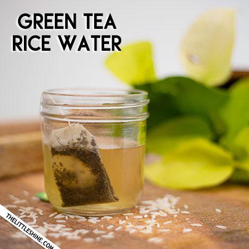 GREEN TEA RICE WATER HAIR SPRAY