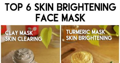 SKIN BRIGHTENING FACE MASKS you can make at home