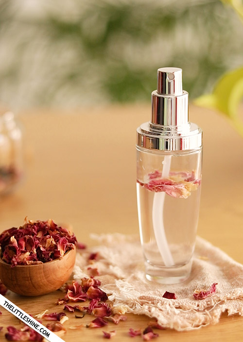 BEAUTY WATER for CLEAR SKIN with just 2 ingredients