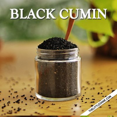 BLACK CUMIN for extreme hair growth