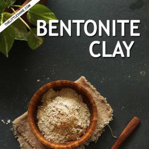 Benefits of BENTONITE CLAY to detox and purify the scalp for hair growth