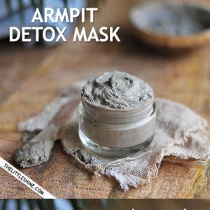 ARMPIT DETOX MASK