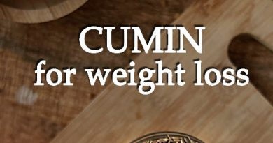 Cumin weight loss