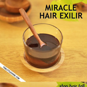 MIRACLE Elixir For Hair Growth