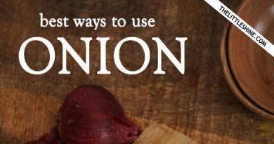 ONION to stop hair fall and regrow thinning hair
