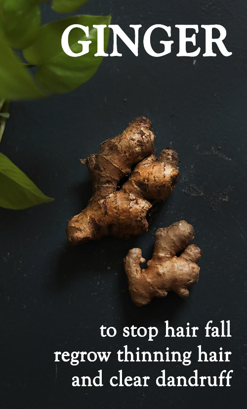 How To Use Ginger For Hair Growth