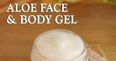ALOE VERA FACE AND BODY GEL for clear and glowing skin