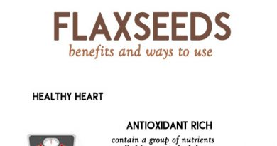 Flaxseeds - benefits and ways to use