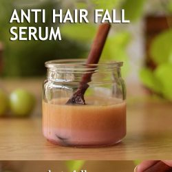 MIRACLE HAIR SERUM to stop hair fall and regrow thinning hair