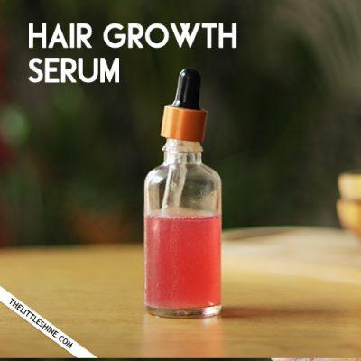 HAIR SERUM - thicker hair growth
