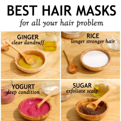 BEST HAIR MASKS