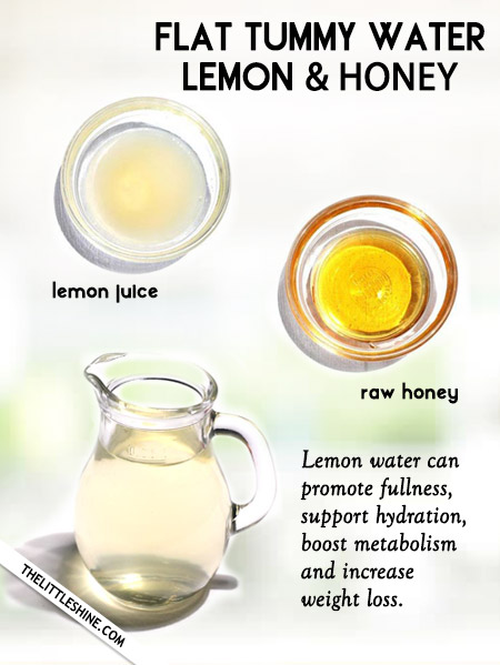 LEMON WATER RECIPES
