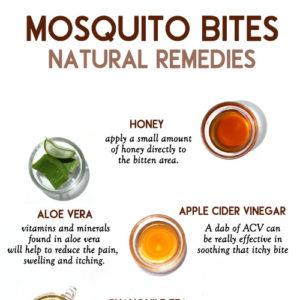 How To Relieve Mosquito Bites Naturally