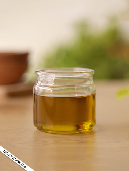 OLIVE OIL HAIR CARE - benefits and uses