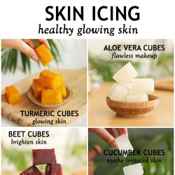 SKIN ICING - smooth, healthy, and glowing skin