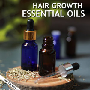 2 essential oils for to stop hair fall and regrow thinning hair