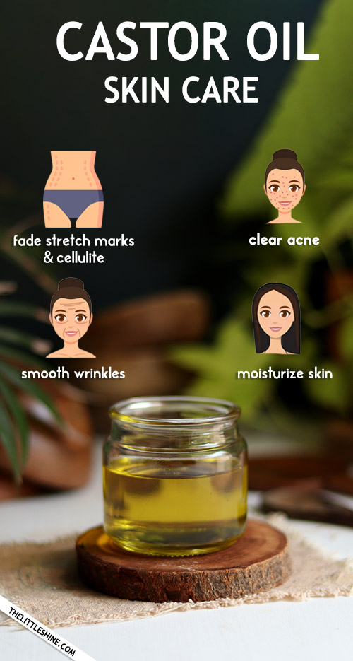 Castor Oil For Clear Skin: Benefits And Uses