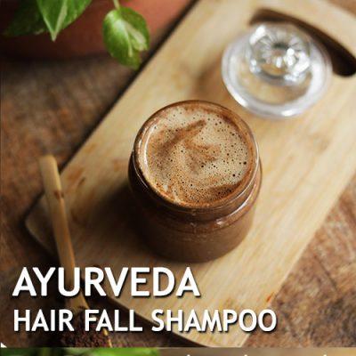 Ayurveda shampoo to stop hair fall