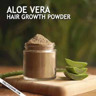 ALOE VERA HAIR GROWTH POWDER