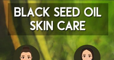 BLACK SEED OIL SKIN CARE - benefits and how to use