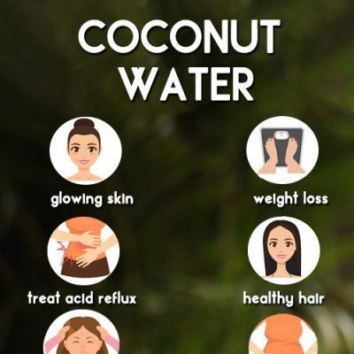 Reason you should drink coconut water