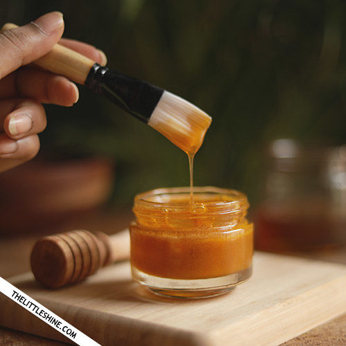 HONEY FOR CLEAR, GLOWING SKIN