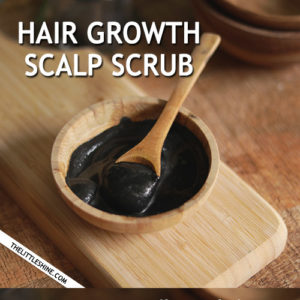 Activated Charcoal To Deep Clean Your Scalp for faster hair growth