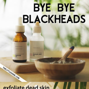 CLEAR AND PREVENT BLACKHEADS