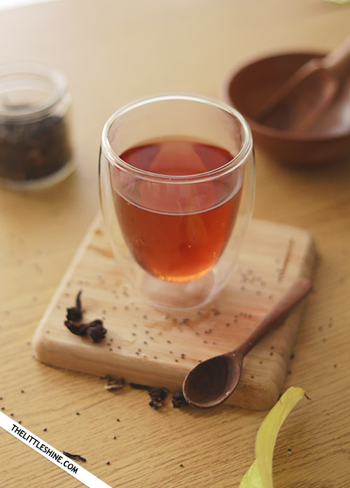 HIBISCUS for clear, youthful and glowing skin