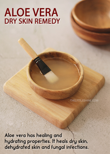 DRY DEHYDRATED SKIN SIX NATURAL REMEDIES