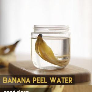 BANANA PEEL WATER