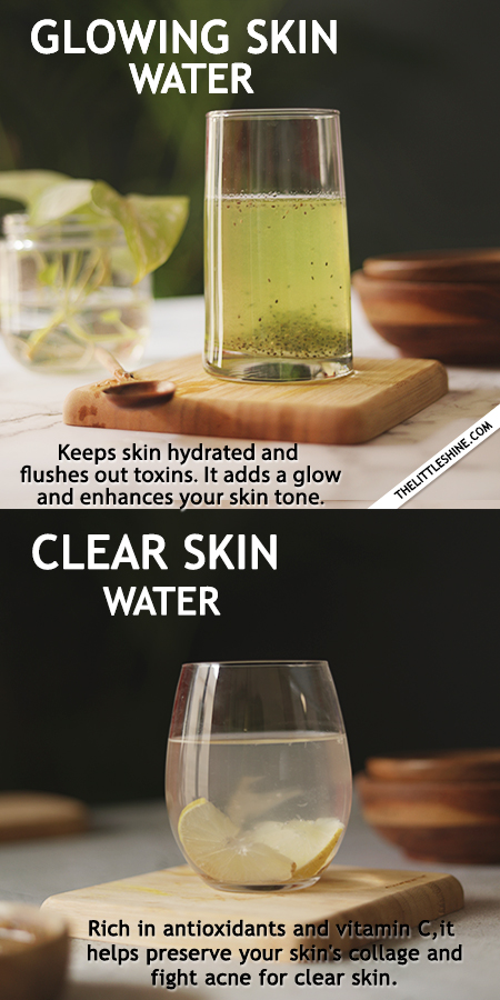 ADD THIS TO YOUR WATER FOR CLEAR SKIN