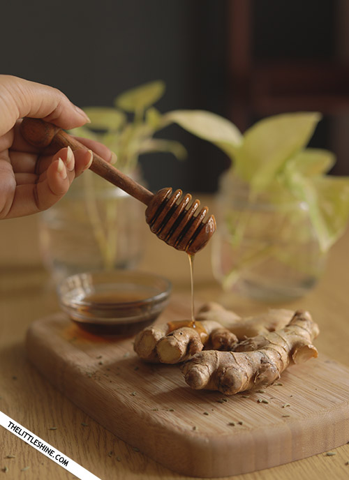 HONEY GINGER - BENEFITS, REMEDIES AND USES