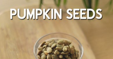 Pumpkin Seeds for hair growth, weight loss, good sleep and more