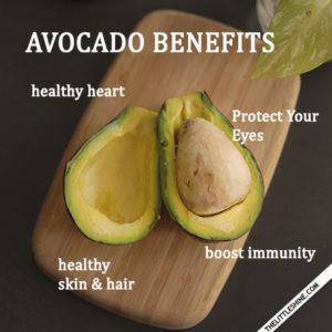 AVOCADO - HEALTH AND BEAUTY BENEFITS AND HACKS