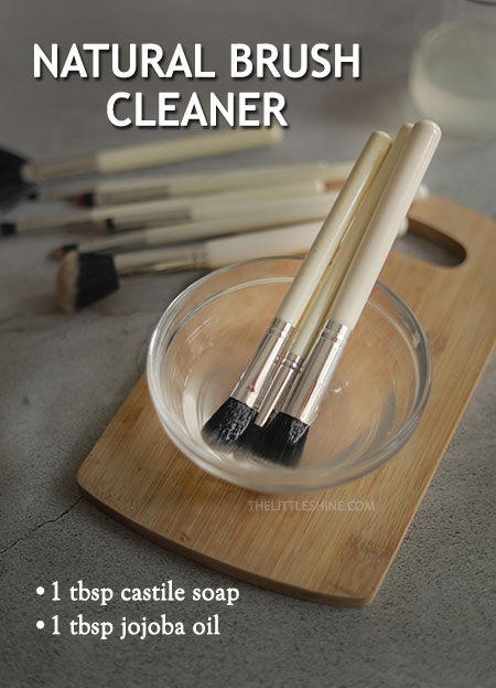 3 BEST WAYS TO CLEAN MAKEUP BRUSHES