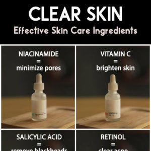 Clear And Spotless Skin