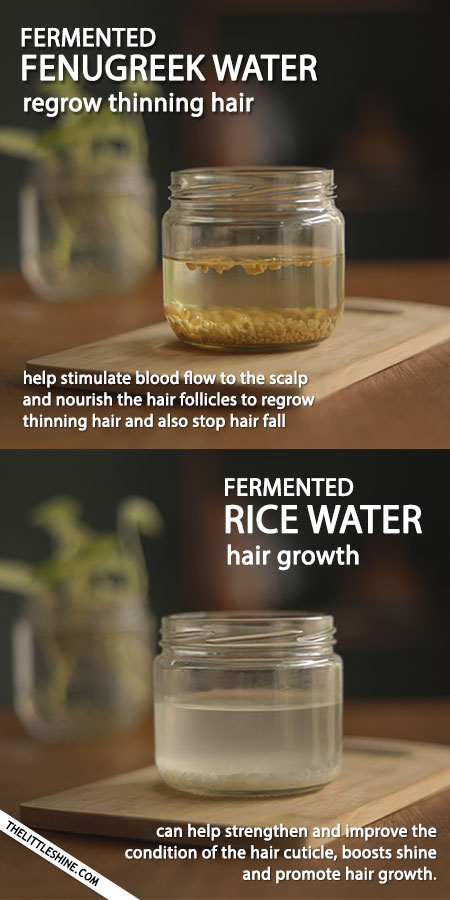 IS FENUGREEK WATER BETTER THAN RICE WATER FOR FASTER HAIR GROWTH?