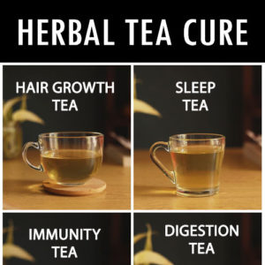 10 Healthy Herbal Teas To Cure All Your Problems