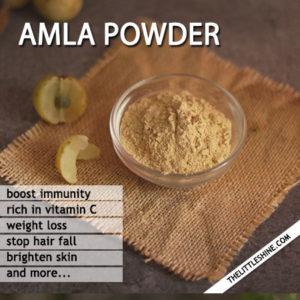 AMLA POWDER BENEFITS AND USES