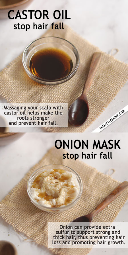HAIR MASKS YOU CAN MAKE AT HOME TO TREAT HAIR LOSS