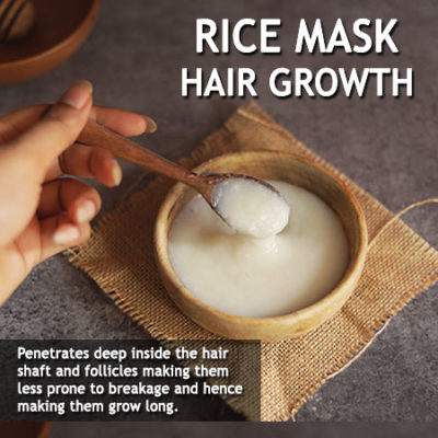HAIR MASKS WILL GIVE YOU LONGER, THICKER HAIR
