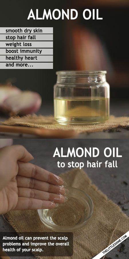 ALMOND OIL BENEFITS AND USES