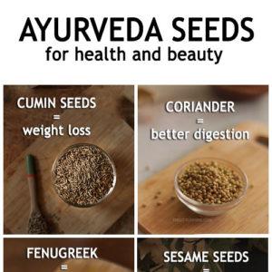 AYURVEDA SEEDS - BENEFITS AND USES