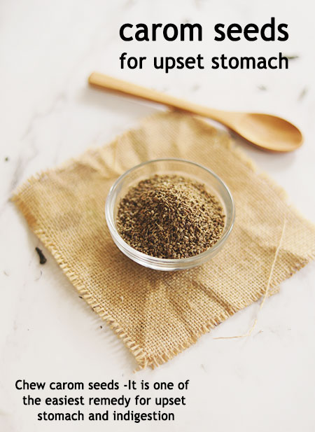 HOME REMEDIES FOR INDIGESTION AND UPSET STOMACH