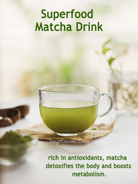 MATCHA TEA - WHAT IT IS AND HOW TO USE IT RECIPE